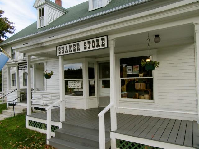 Shaker Store, Sabbathday Shaker Village