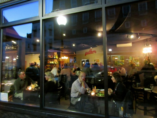 11 Central Restaurant, Bangor ME