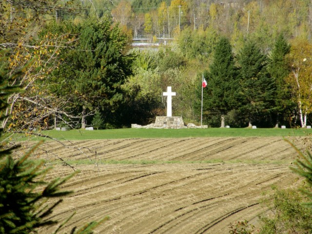 Acadian Cross, Madawaska ME