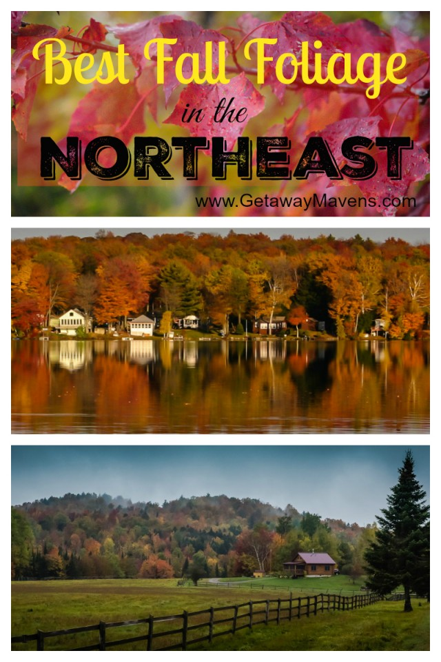 Best Fall Foliage in the Northeast