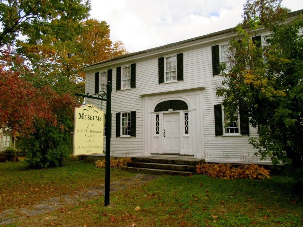 Bethel Historical Society, Bethel ME