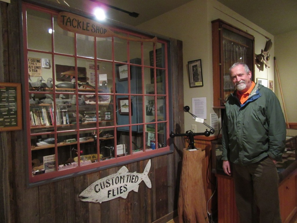Bill Pierce, Executive Director Rangeley Outdoor Sporting Heritage Museum and Maine Guide