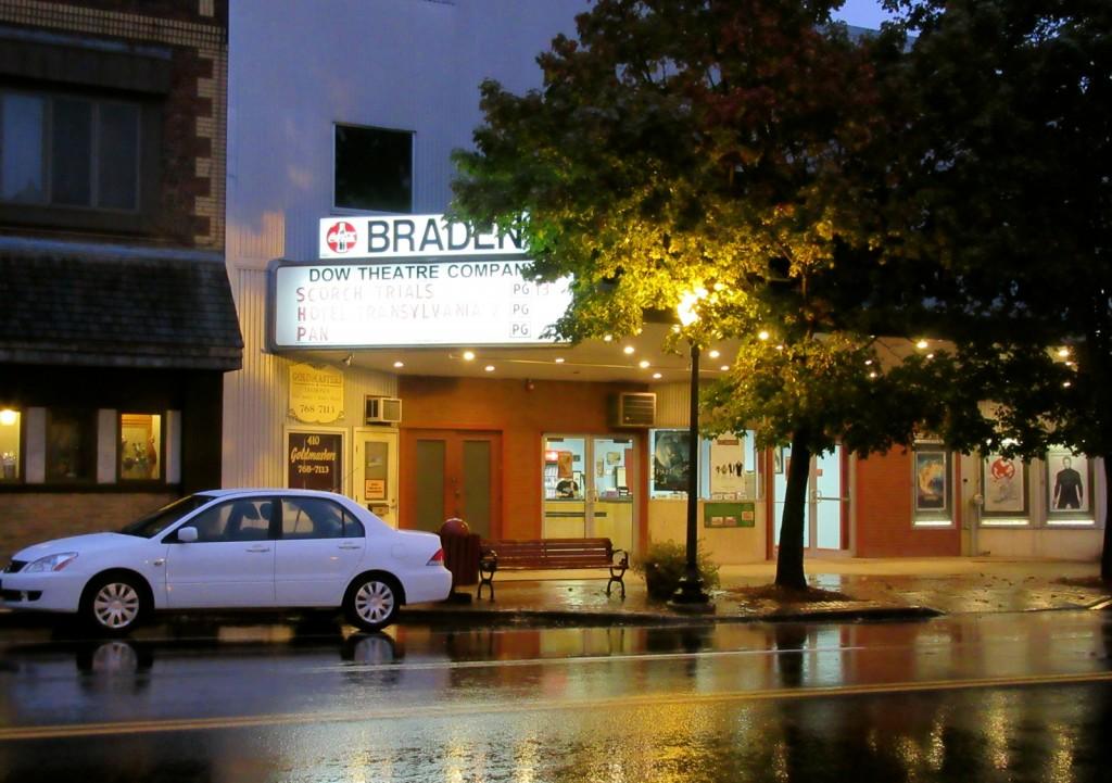 Braden Movie Theater, Presque Isle ME