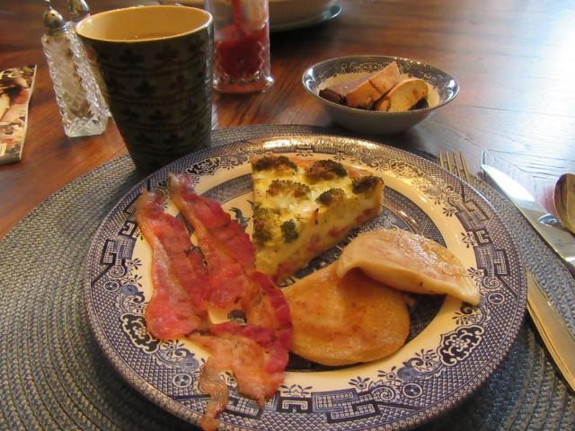 Causey Mansion Breakfast, Milford DE