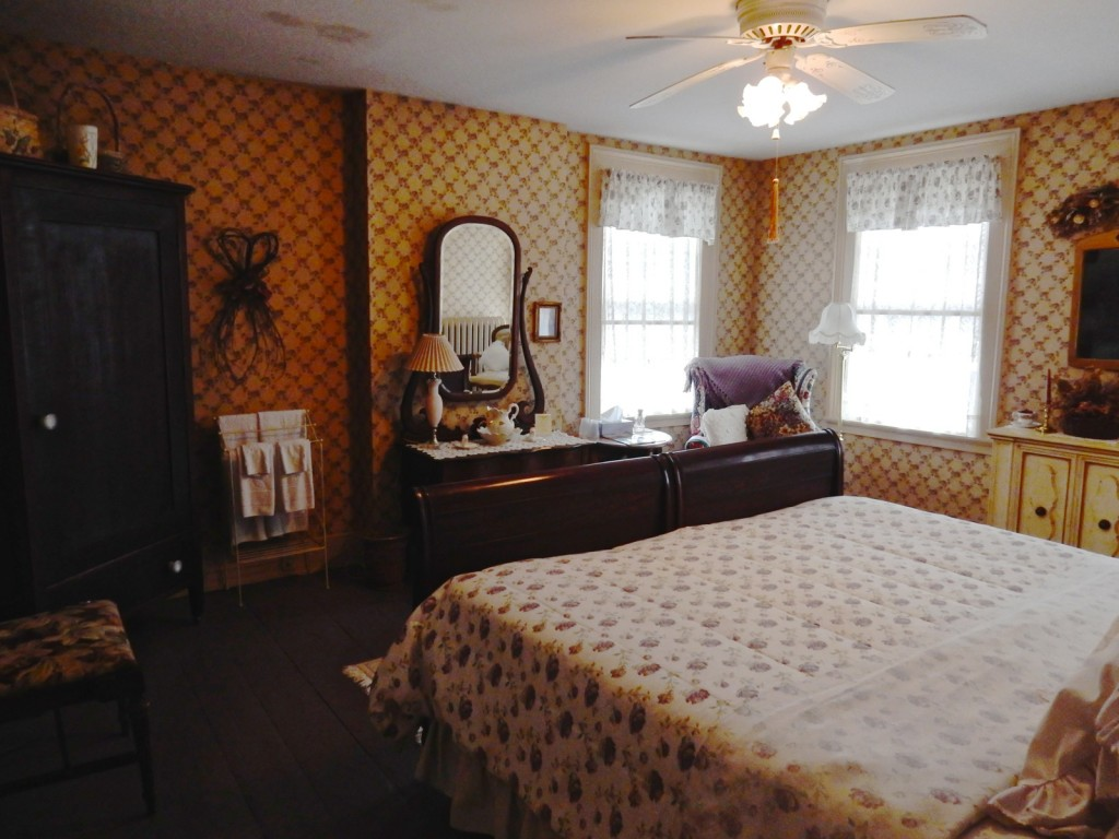 Chester Bulkley House Room, Wethersfield CT