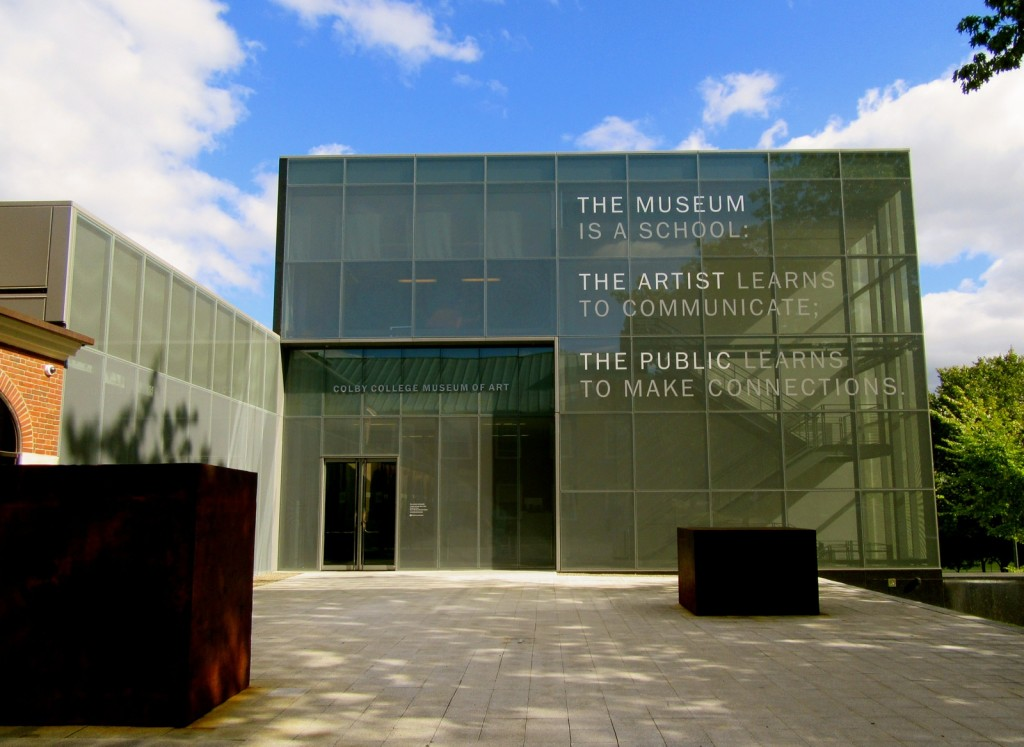 Colby College Art Museum, Waterville ME