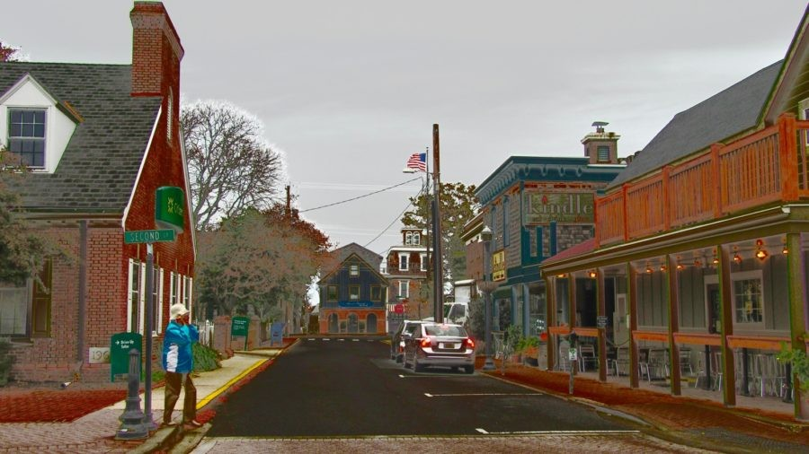 Lewes DE: Spectacular Restaurant and Lodging Getaway