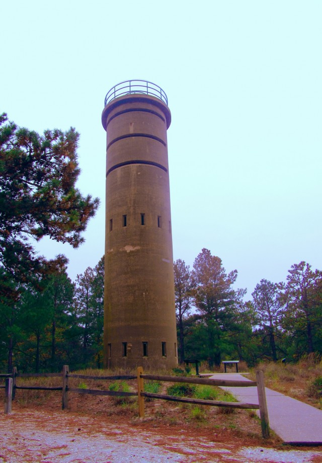 Fire Tower, Cape Henlopen SP DE