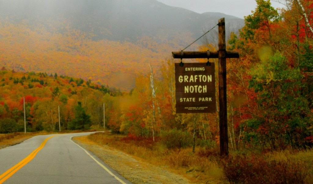 Grafton Notch SP, Maine