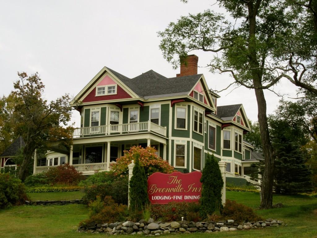 Greenville Inn Exterior