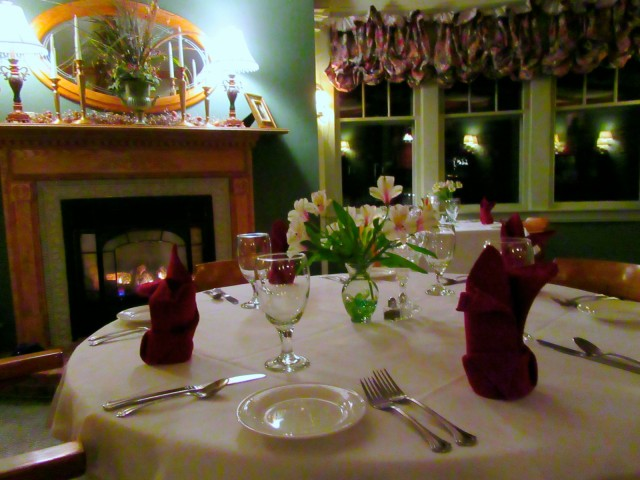 Greenville Inn Restaurant, ME