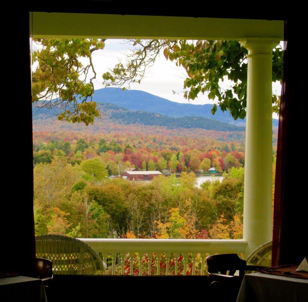 Greenville Inn Views of Moosehead Lake ME