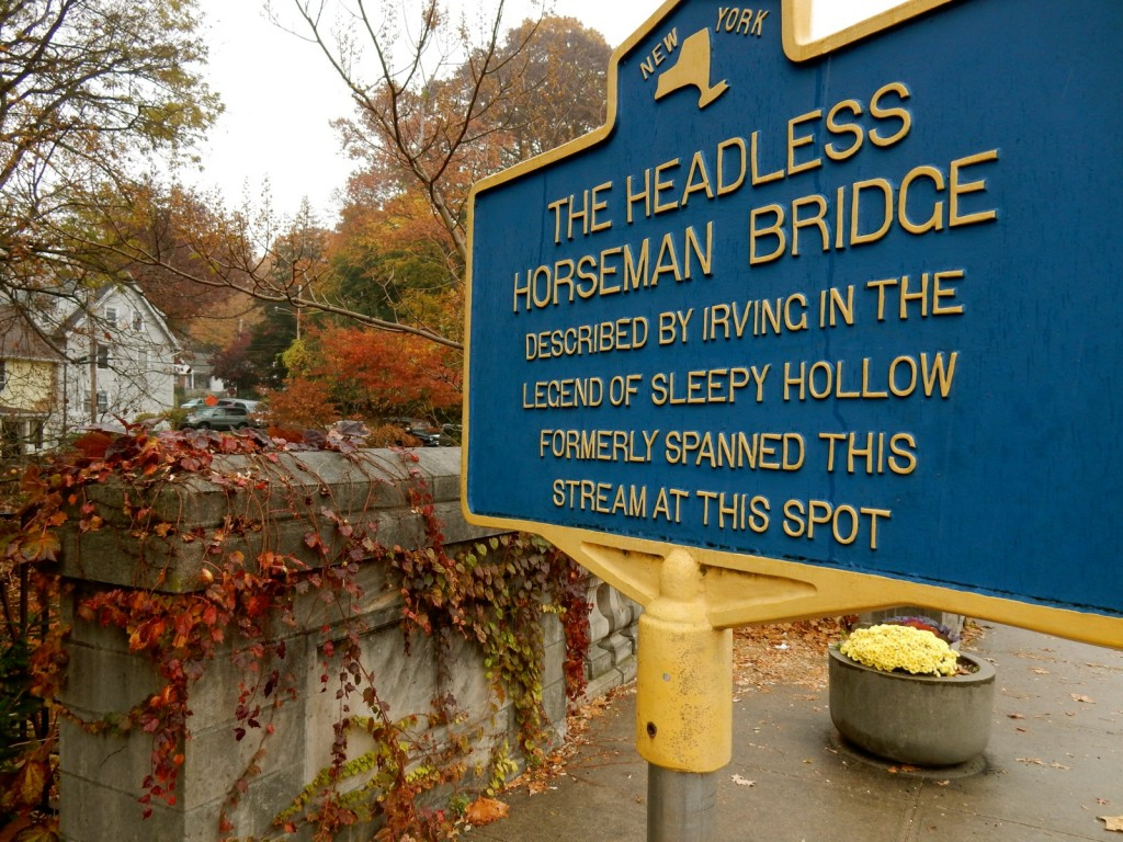 Headless Horseman Bridge Sleepy Hollow NY
