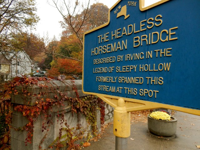 Headless Horseman Bridge, Sleepy Hollow NY