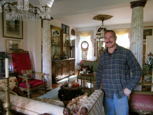 Jan, Owner, Causey Mansion, Milford DE