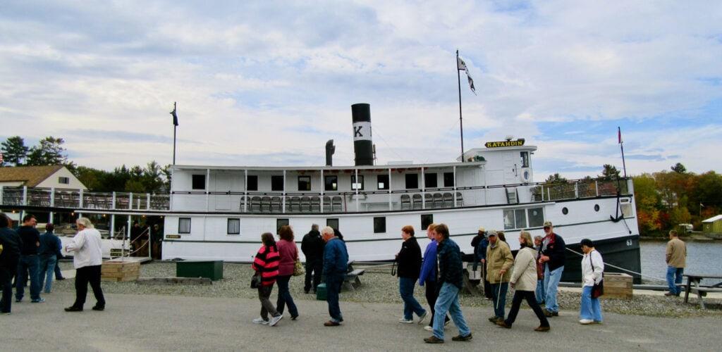 Kathadin Cruises Greenville ME