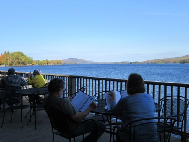 Kelly's Landing, Moosehead Lake ME