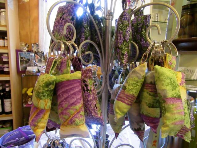 Lavender Keychains, Lavender Fields, Milton DE