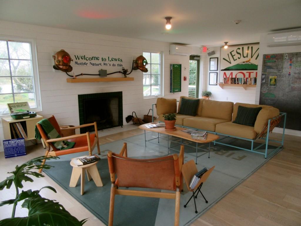 Lobby, Dogfish Inn, Lewes DE