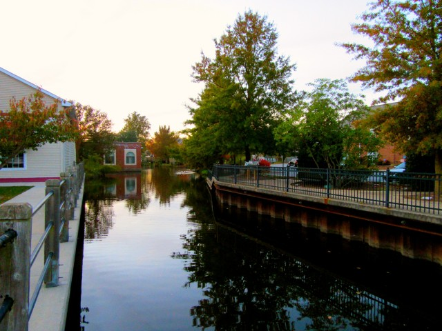 Milford DE Riverwalk