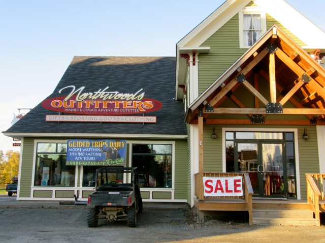 Northwoods Outfitters, Greenville ME