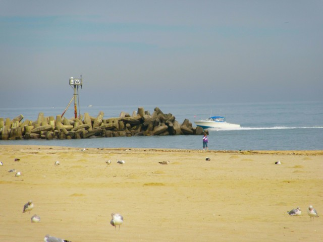 Point Pleasant Beach Jetty