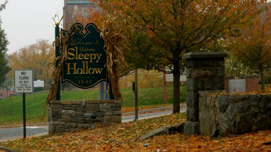 Sleepy Hollow, Tarrytown NY: Washington Irving Slept Here