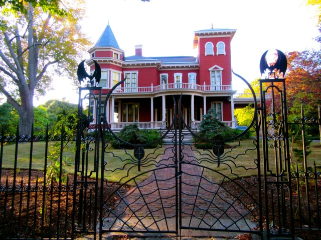 Stephen King Home, Bangor ME