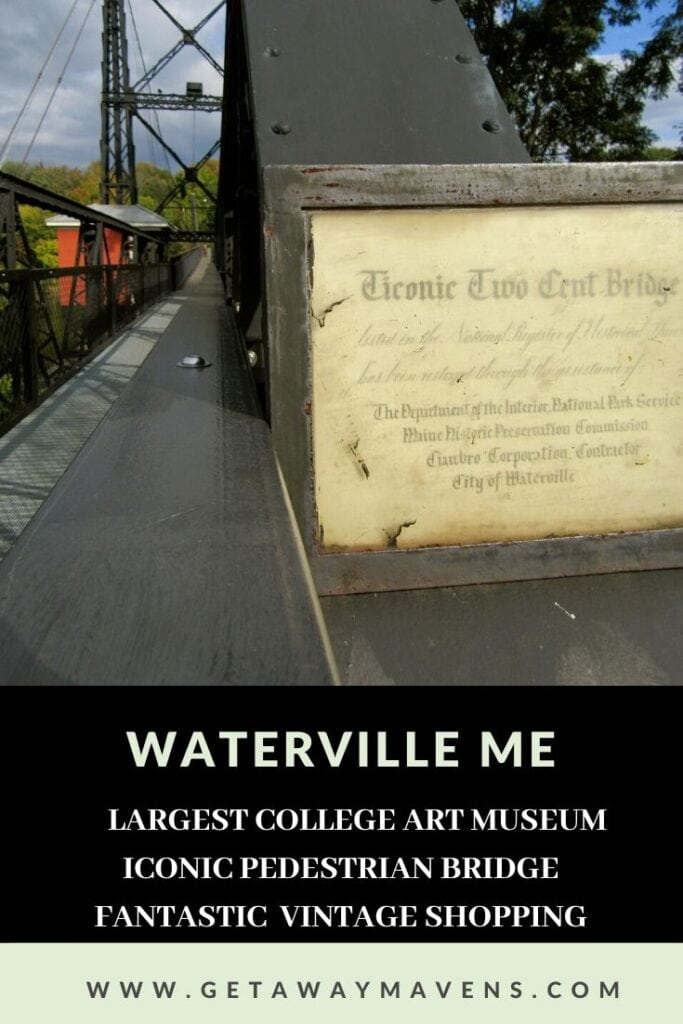 waterville me pin
