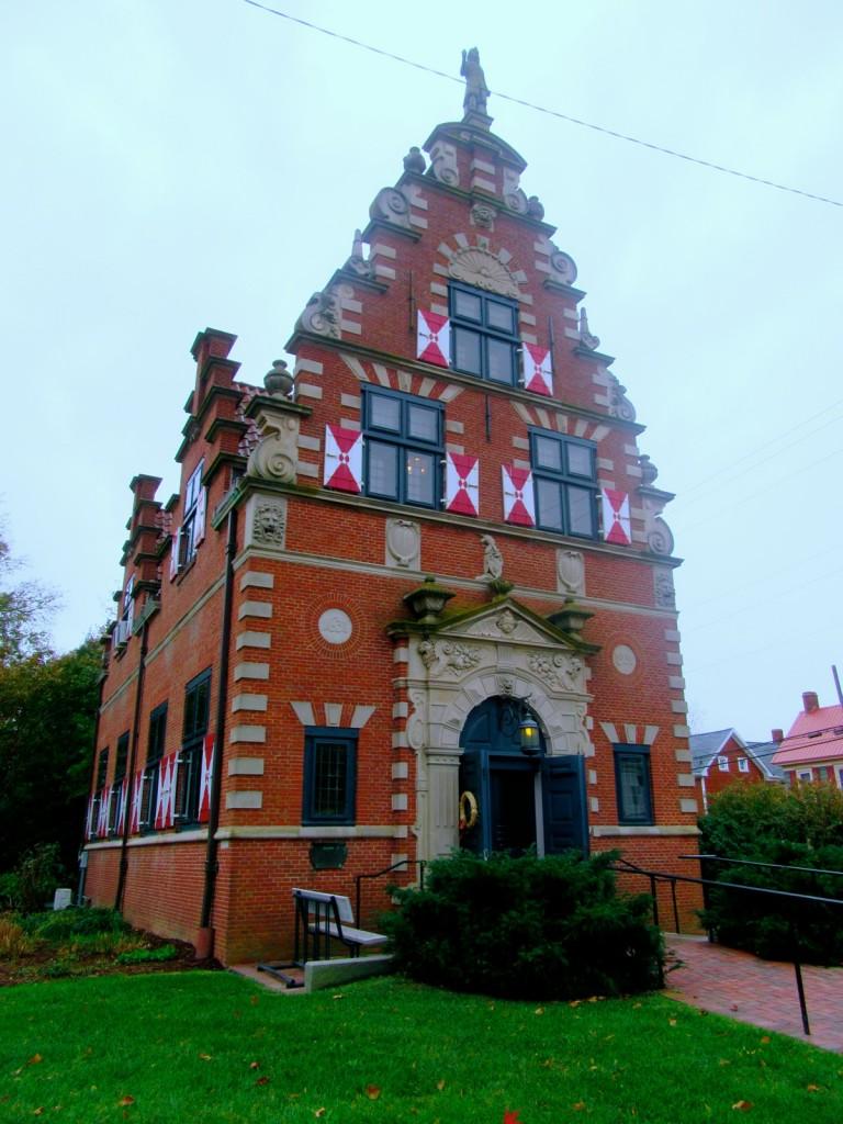 Zwaanendael Museum, Lewes DE