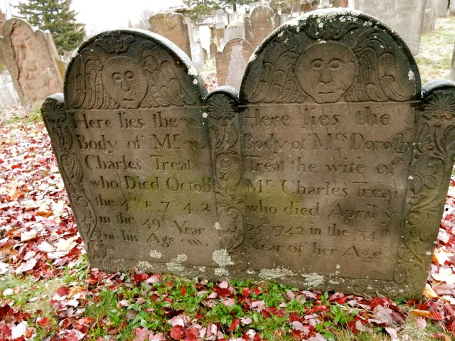 wethersfield ancient burying ground ct