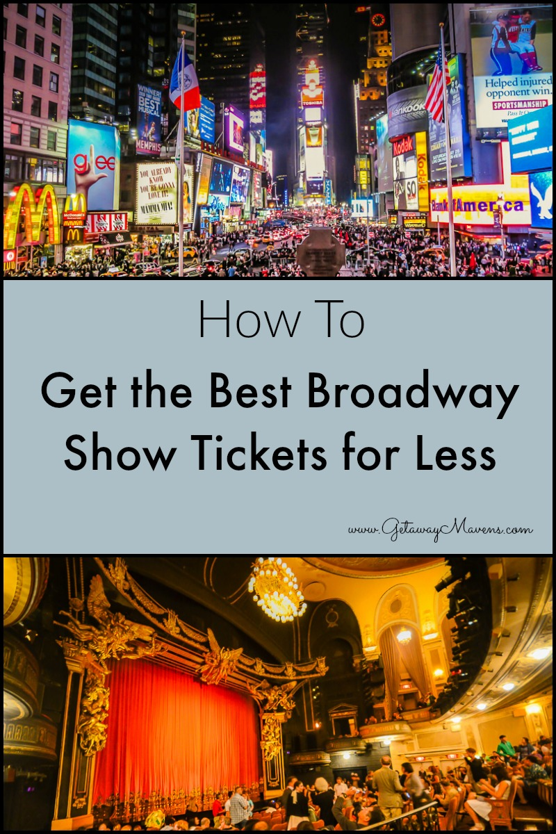 how to get student rush tickets broadway