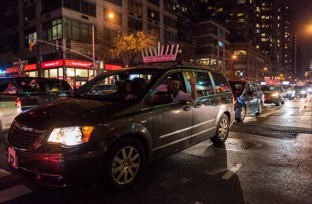 Chanukah Parade - New York City