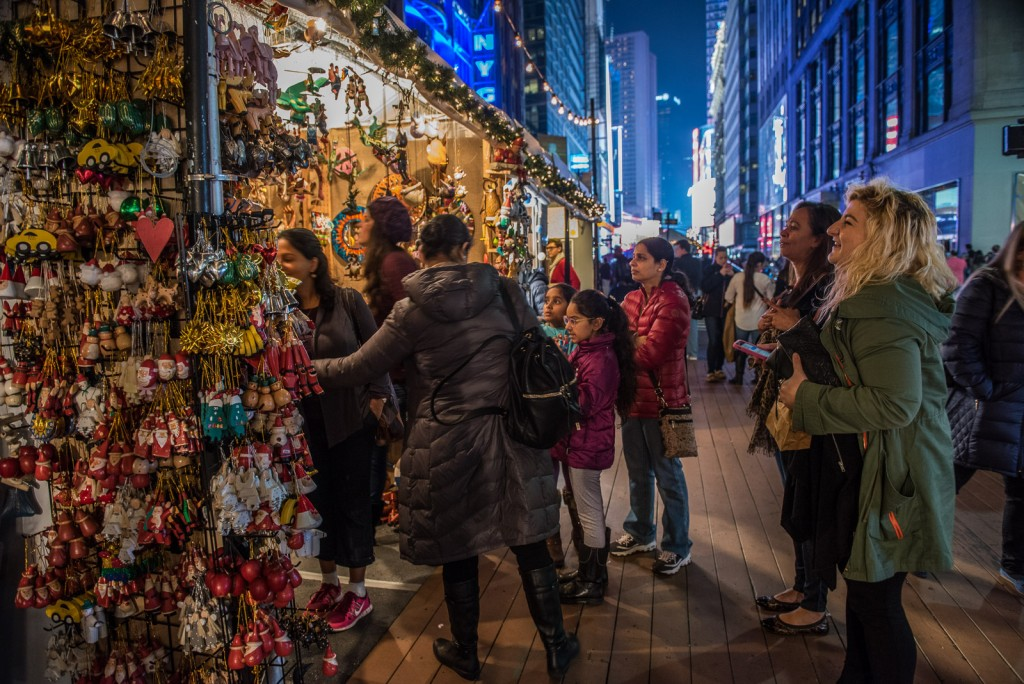 Garment District Holiday Market