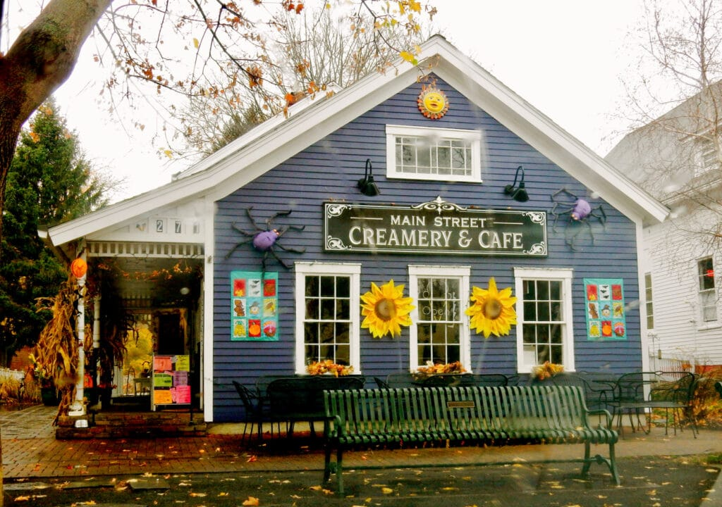 Main Street Creamery Wethersfield CT