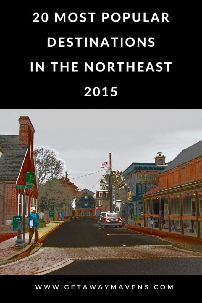 20 Most Popular Destinations 2015 Pin