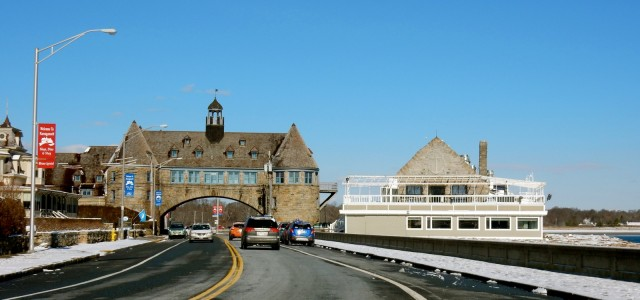 Coast Guard House Restaurant, Narragansett RI