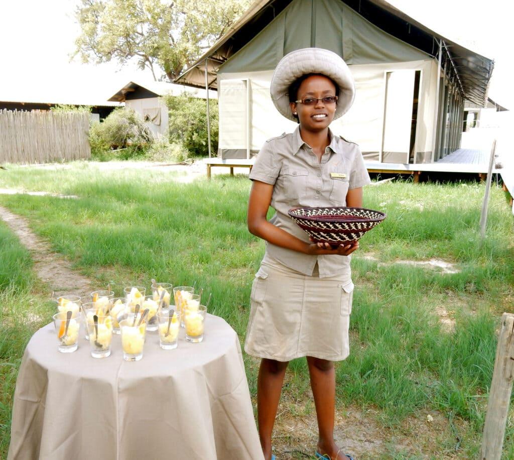 Linkwasha Camp Zimbabwe Staff