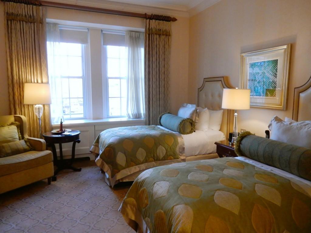 Pierre Hotel Room