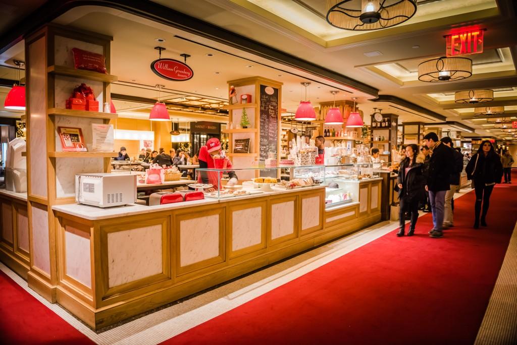 Plaza Hotel Food Court NYC