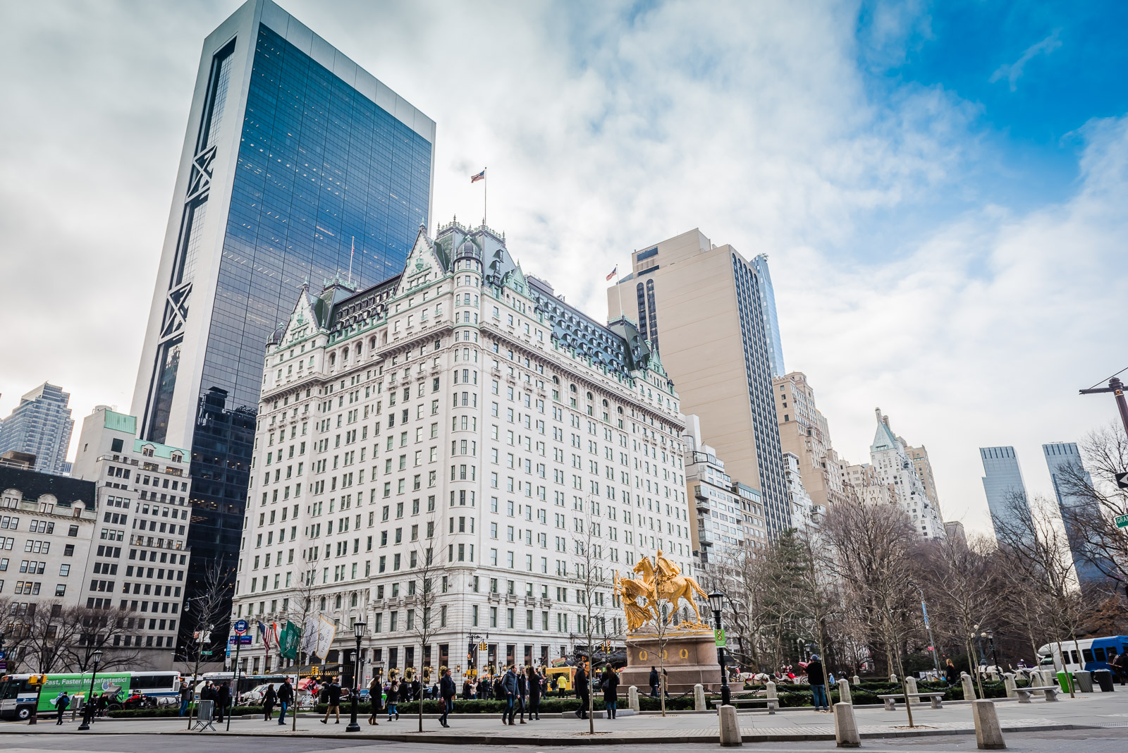 Plaza Hotel Room Rates New York