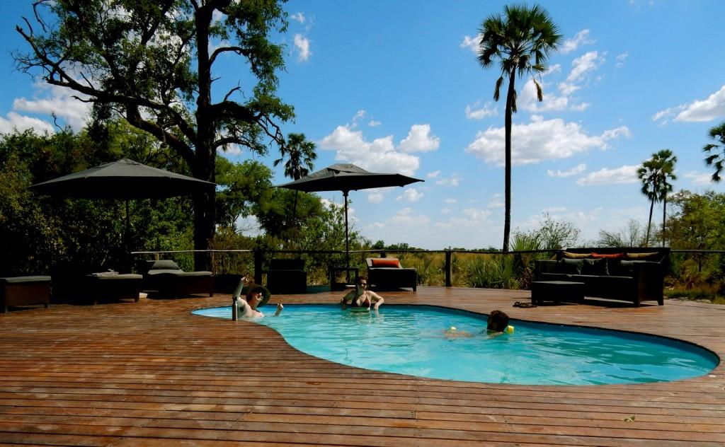 Pool, Seba Camp