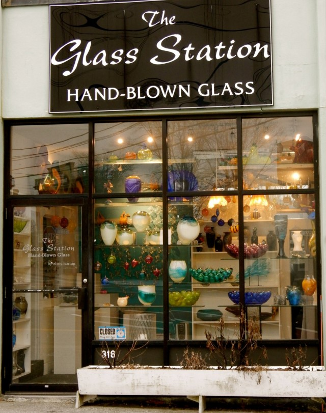 The Glass Station, Wakefield RI