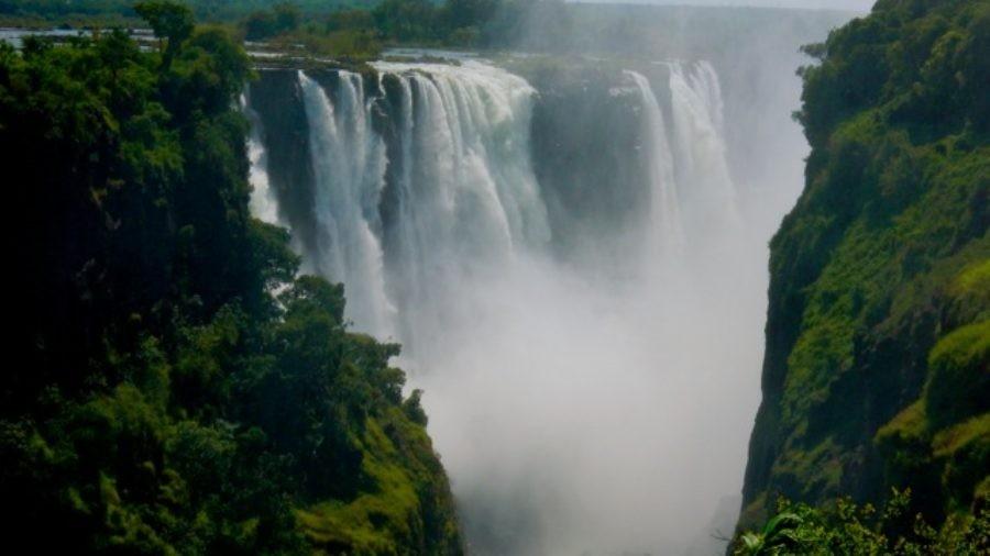 Victoria Falls, Zimbabwe and Zambia