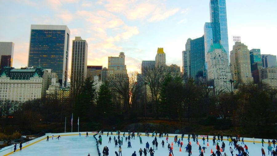 Central Park South: The New York City of the Movies