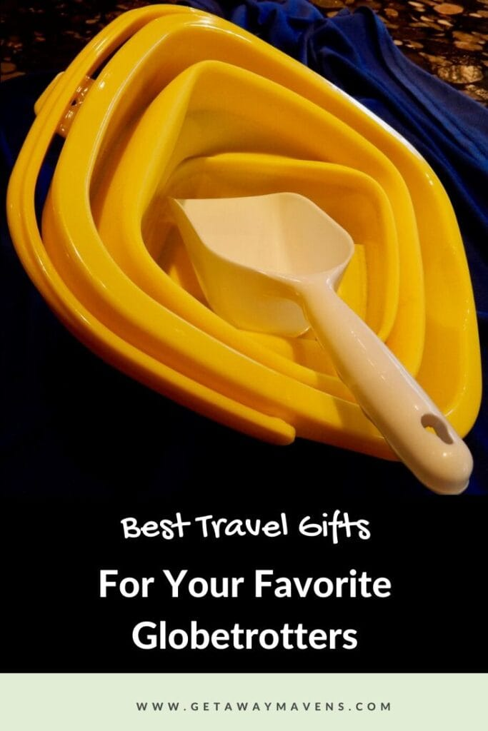 Great Travel Gifts Pin