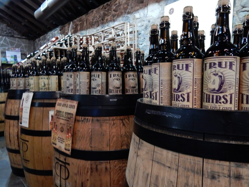 Brotherhood Winery Cider NY