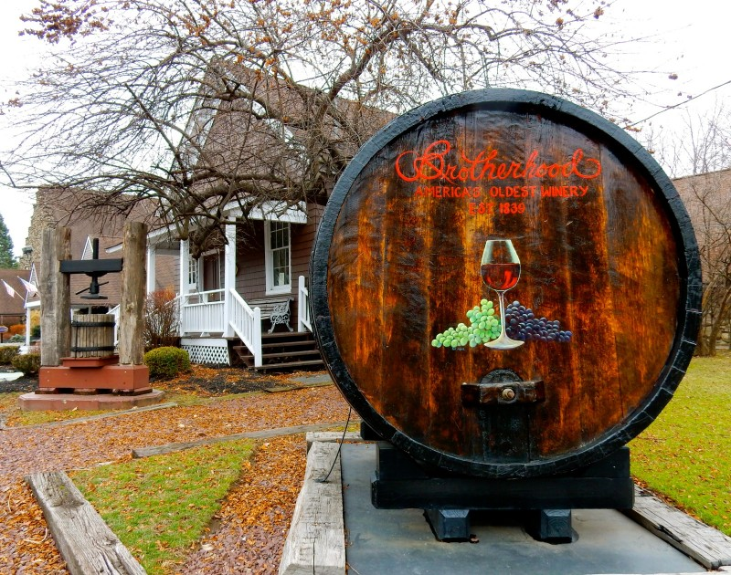 Brotherhood Winery, Washingtonville NY