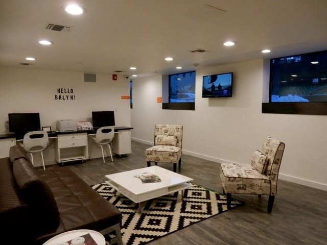 Business Center, BKLYN House Hotel NY