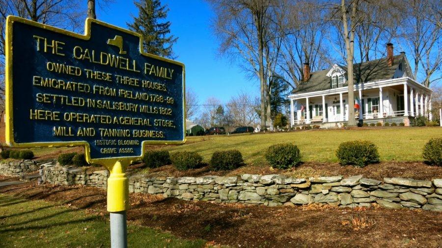 Caldwell House B&B: Salisbury Mills NY